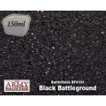 ARMY PAINTER BASING BATTLEGROUND - BLACK