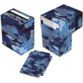 Deck Box - Navy Camo