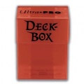 Deck Box - Red