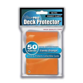 Deck Protector - Candy Orange