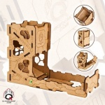 Dice Tower - Tech