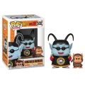 Funko POP & Buddy: King Kai & Bubbles