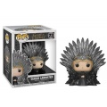 Funko POP Deluxe: Game of Thrones S10 - Cersei Lannister Sitting on Iron Throne