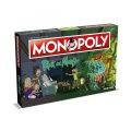Gra Monopoly Rick i Morty