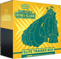 Pokemon TCG: Rebel Clash - Elite Trainer Box