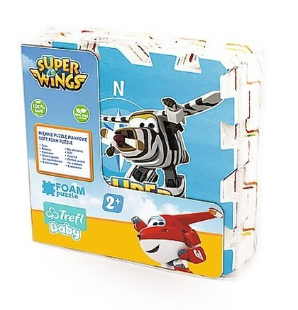 Puzzlopianka Super Wings