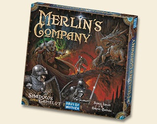 Shadows over Camelot: Merlin\'s Company